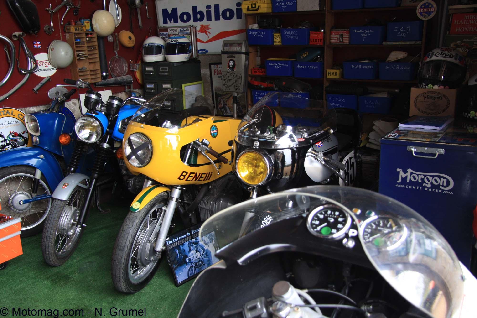 Rencontre motarde