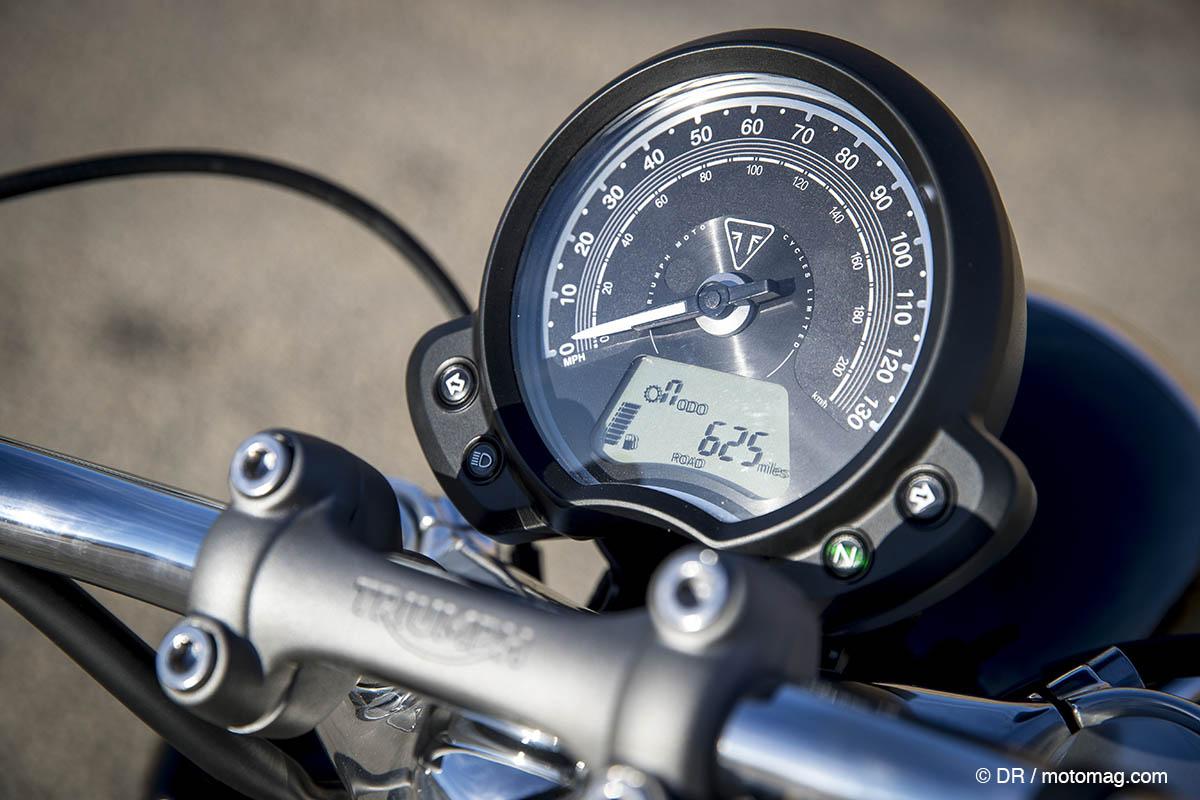 Essai Triumph Bonneville Speedmaster Lesprit Us Dans Une