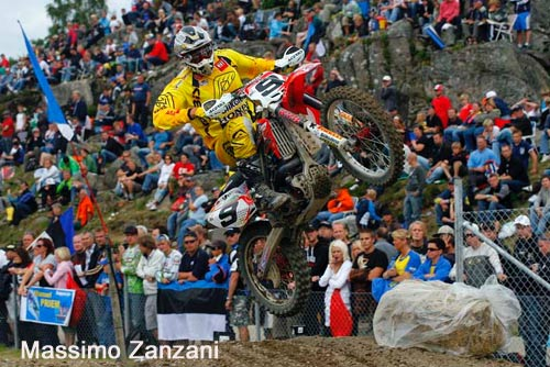 GP de Suède MX1 : surprise Belge