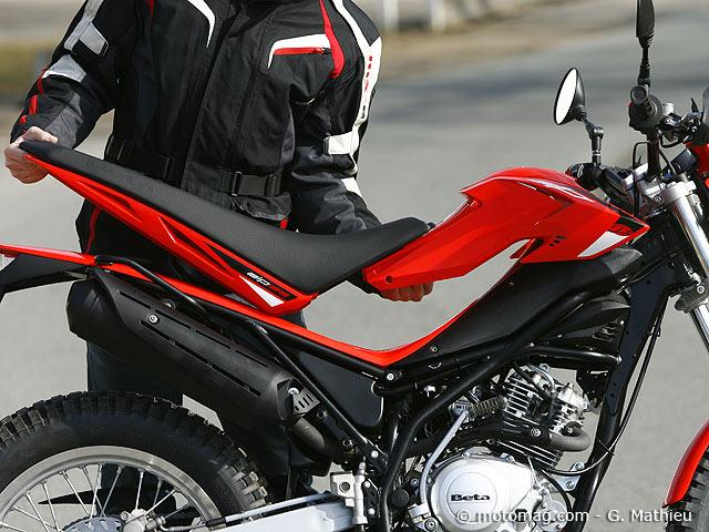 beta alp 125 moto magazine leader de l actualit de la moto et du motard. Black Bedroom Furniture Sets. Home Design Ideas