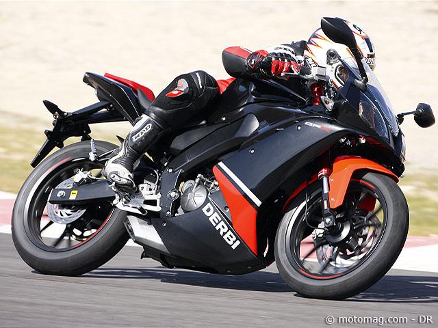 derbi 125 gpr moto magazine leader de l actualit de la moto et du motard. Black Bedroom Furniture Sets. Home Design Ideas