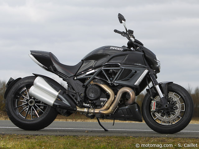 Ducati Diavel Custom