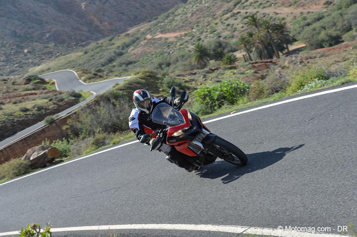 Ducati 950 Multistrada : tout près du mille