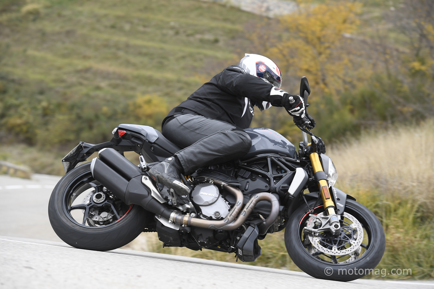 Ducati Monster 1200 S : plus vive