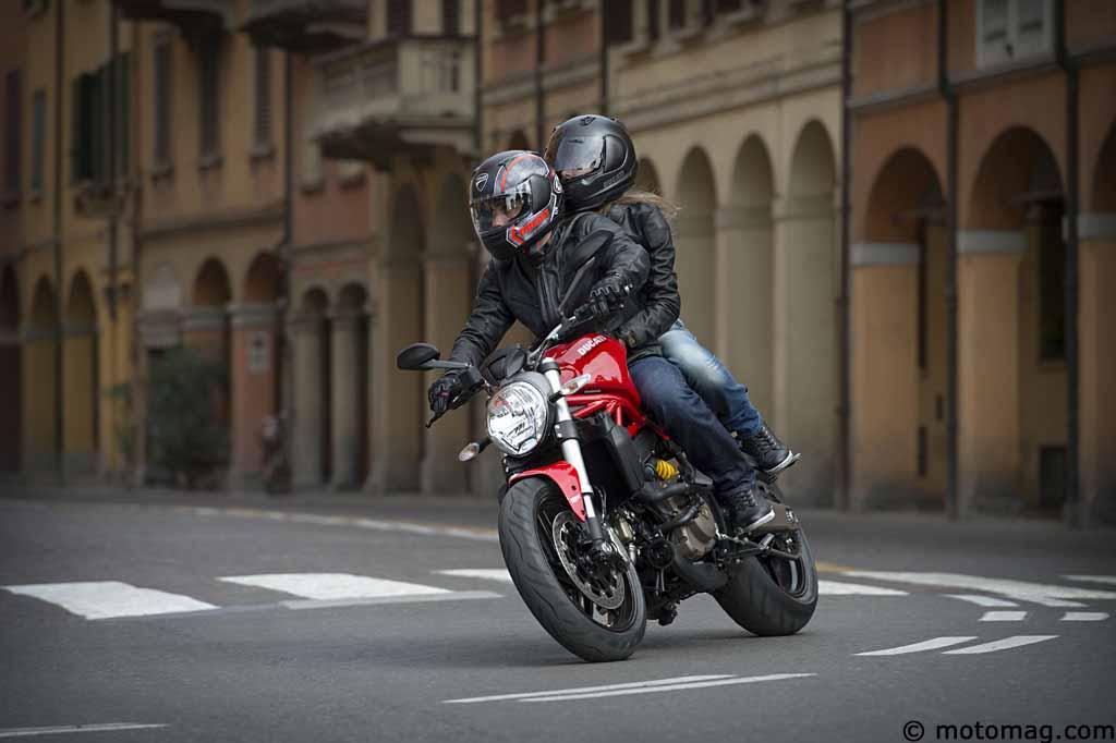 Ducati Monster 821 >> Essai Ducati Monster 821 : le meilleur des monstres - Moto Magazine - leader de l'actualité de ...