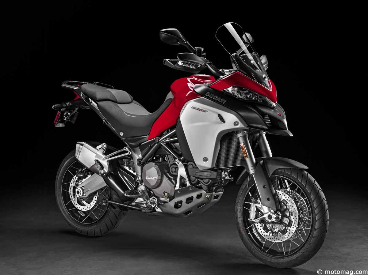 nouveaut moto 2016 ducati multistrada enduro moto magazine leader de l actualit de la. Black Bedroom Furniture Sets. Home Design Ideas