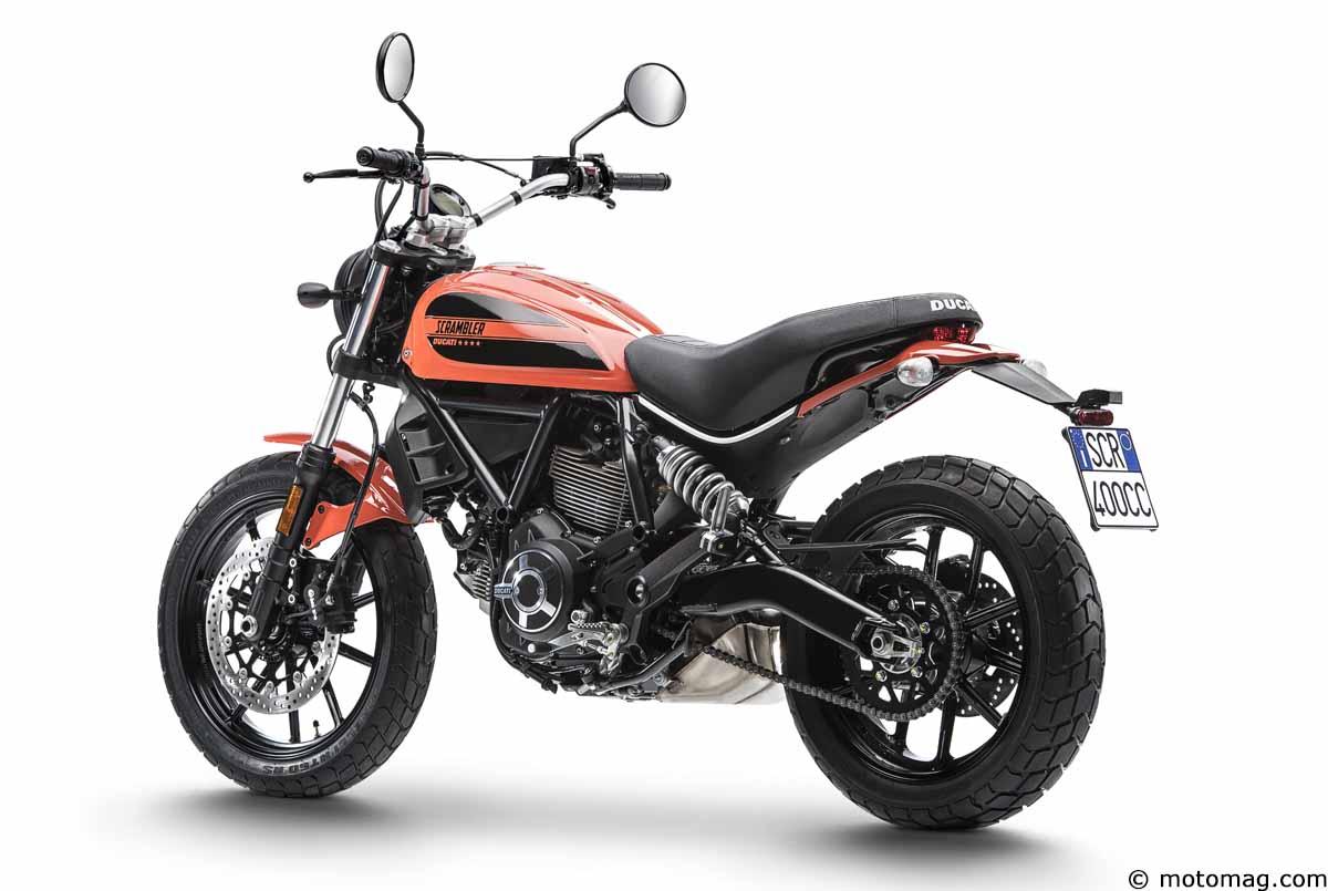 nouveaut s moto 2016 ducati scrambler sixty2 et flat moto magazine leader de l. Black Bedroom Furniture Sets. Home Design Ideas