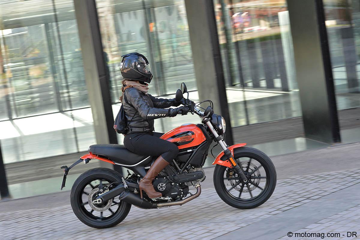 ducati scrambler sixty2 les 400 coups moto magazine leader de l actualit de la moto et du. Black Bedroom Furniture Sets. Home Design Ideas