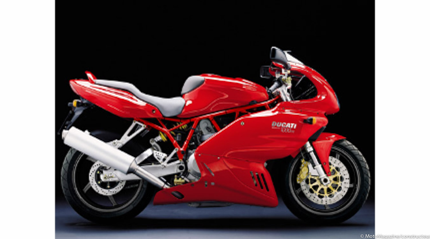 La Ducati Supersport 1000 DS de 2006