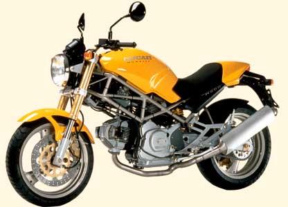 ducati 600 monster moto magazine leader de l actualit de la moto et du motard. Black Bedroom Furniture Sets. Home Design Ideas