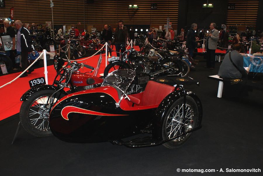Rh ne epoqu auto un salon dans le vent moto magazine for Moto dans le salon