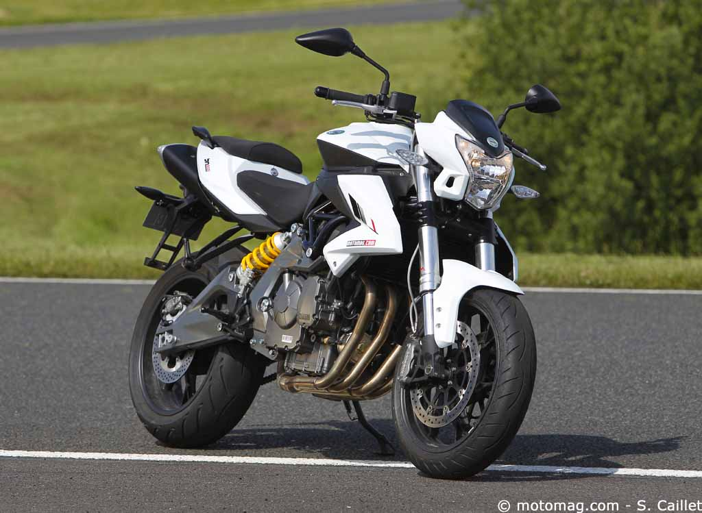 Benelli Bn 600 R Image Gallery, Pictures, Photos