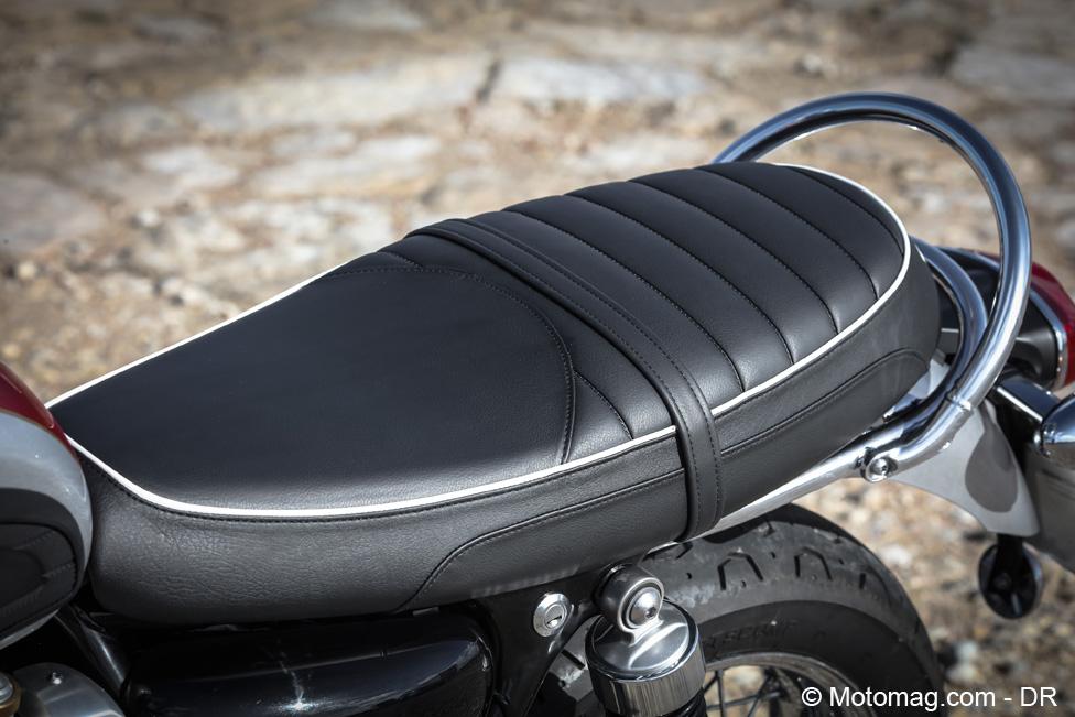 Triumph Bonneville T120 T120 Black Aussi Néo Que Moto