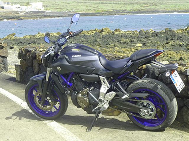 yamaha mt 07 originale mais normale moto magazine leader de l actualit de la moto et du. Black Bedroom Furniture Sets. Home Design Ideas