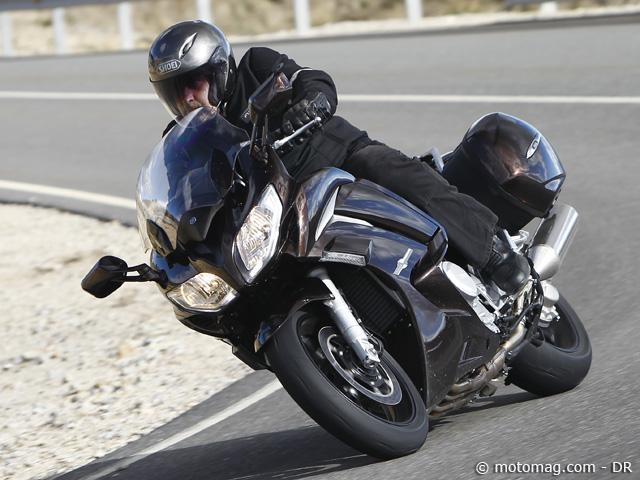 yamaha fjr 1300 a moto magazine leader de l actualit de la moto et du motard. Black Bedroom Furniture Sets. Home Design Ideas