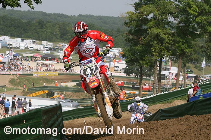 GP de France MX2 : 4e dimension