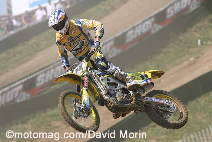 GP de France MX : révolte