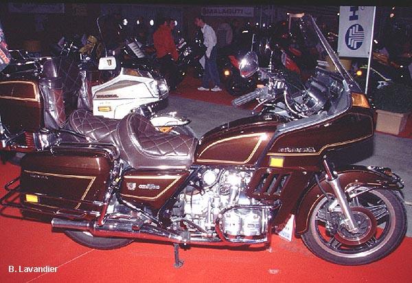 les 30 ans de la gold   - moto magazine