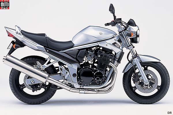 suzuki 650 gsf n bandit moto magazine leader de l actualit de la moto et du motard. Black Bedroom Furniture Sets. Home Design Ideas