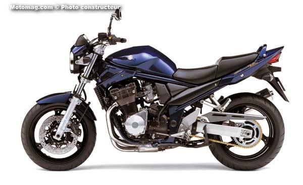 suzuki 1200 gsf n bandit moto magazine leader de l actualit de la moto et du motard. Black Bedroom Furniture Sets. Home Design Ideas