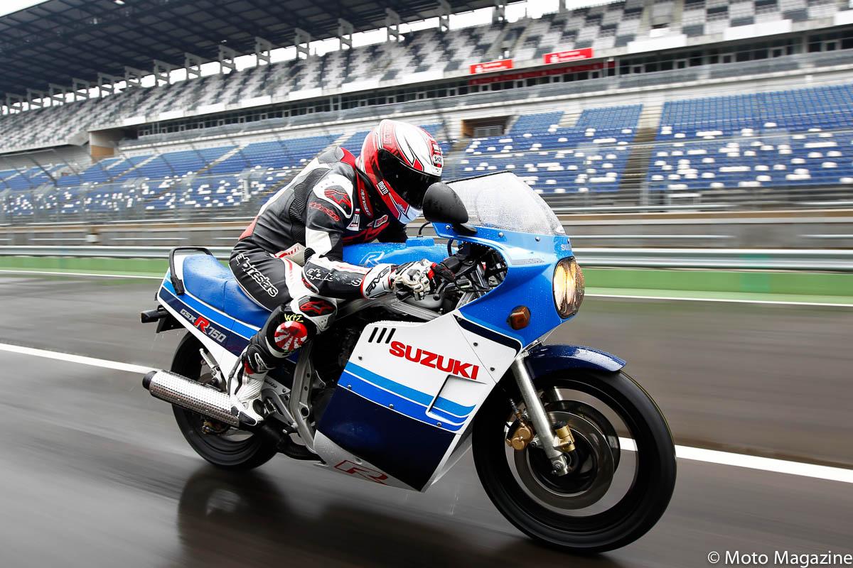Suzuki Gsx R 1000 R Origins 33 Ans De Gex Moto Magazine Leader