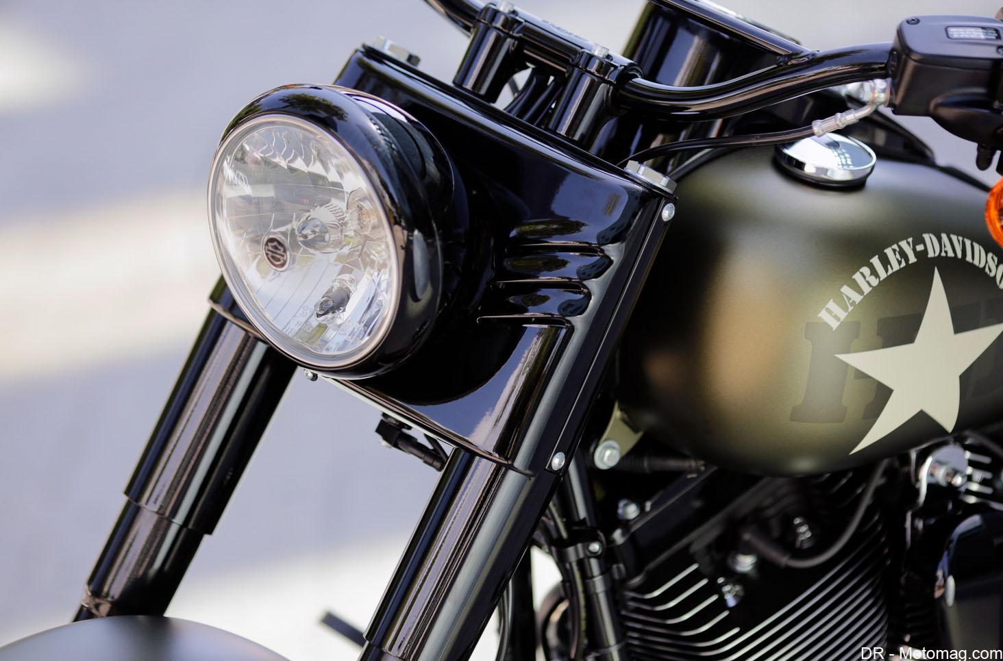 Pictures: 2014 Harley-Davidson® FXDF - Dyna® Fat Bob® U-303993 ...