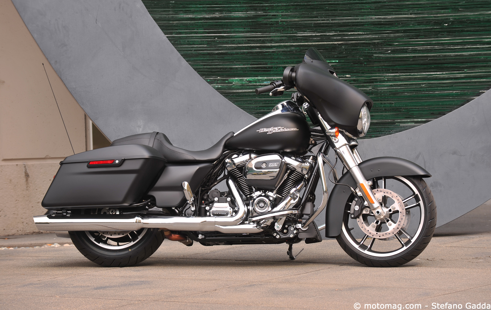 cadre softail occasion