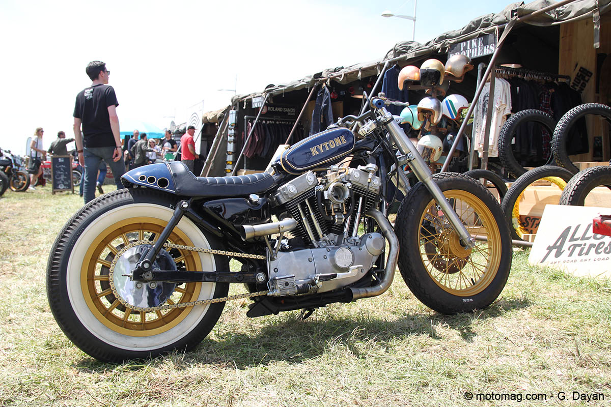 Wheels & Waves 2016 : Harley toujours