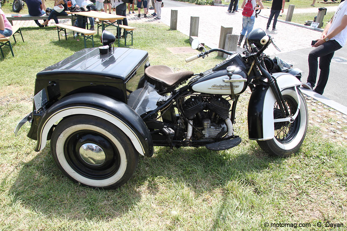 Wheels & Waves 2016 : Servi-Car Harley-Davidson