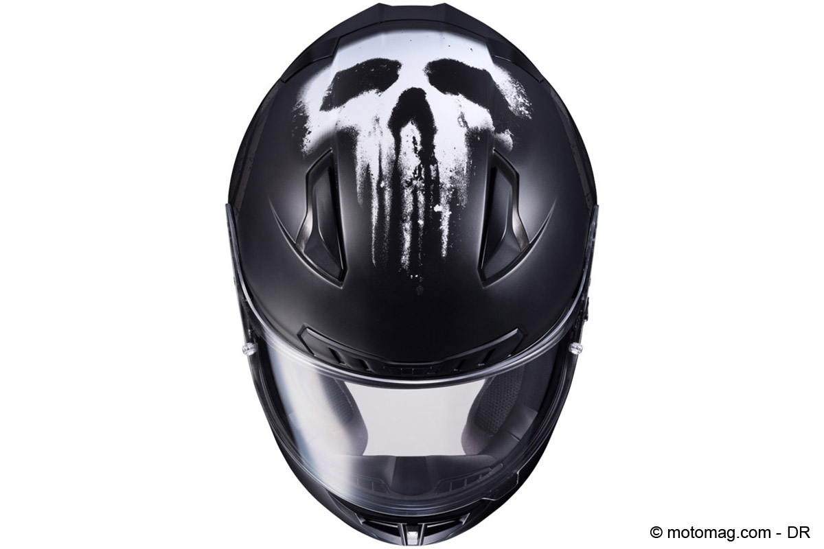 casque HJC Punisher