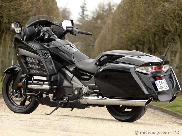 moto honda f6b