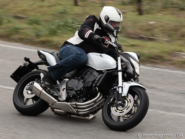 honda cb 600 f hornet moto magazine leader de l actualit de la moto et du motard. Black Bedroom Furniture Sets. Home Design Ideas
