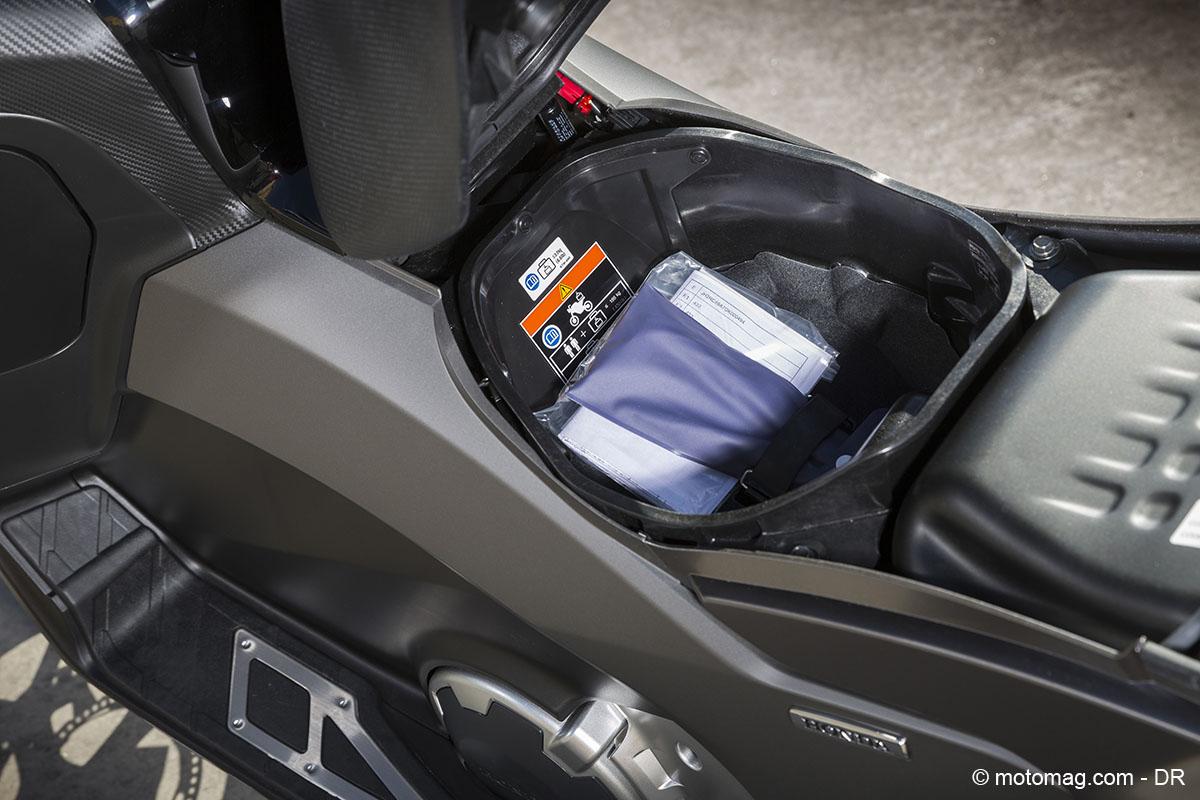 Honda NC 750 Integra S : à la frontière de deux mondes ...