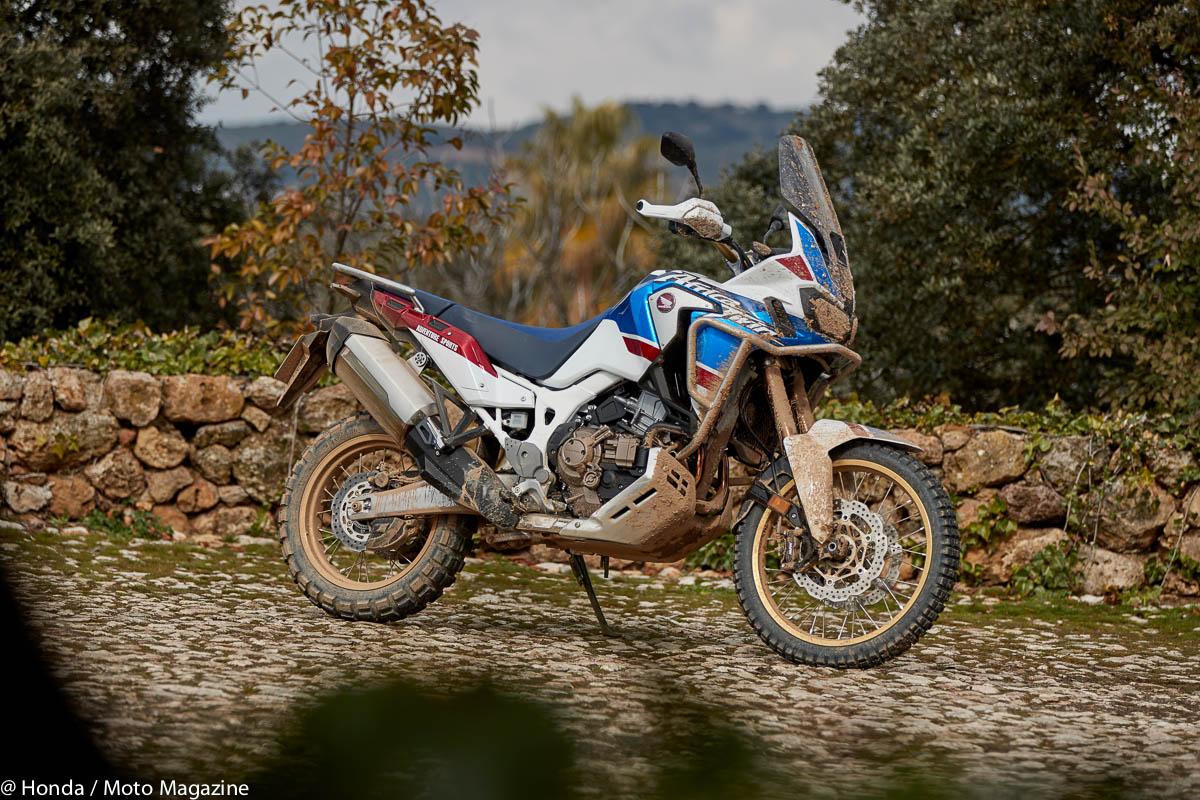 Essai Honda CRF 1000 L Africa Twin Adventure Sports 2018 : (...) - Moto Magazine - leader de l ...