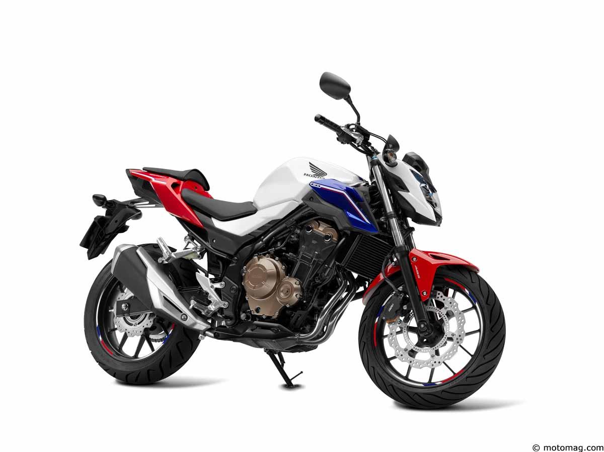 nouveaut s moto 2016 honda cb 500 x et cb 500 f moto magazine leader de l actualit de la. Black Bedroom Furniture Sets. Home Design Ideas