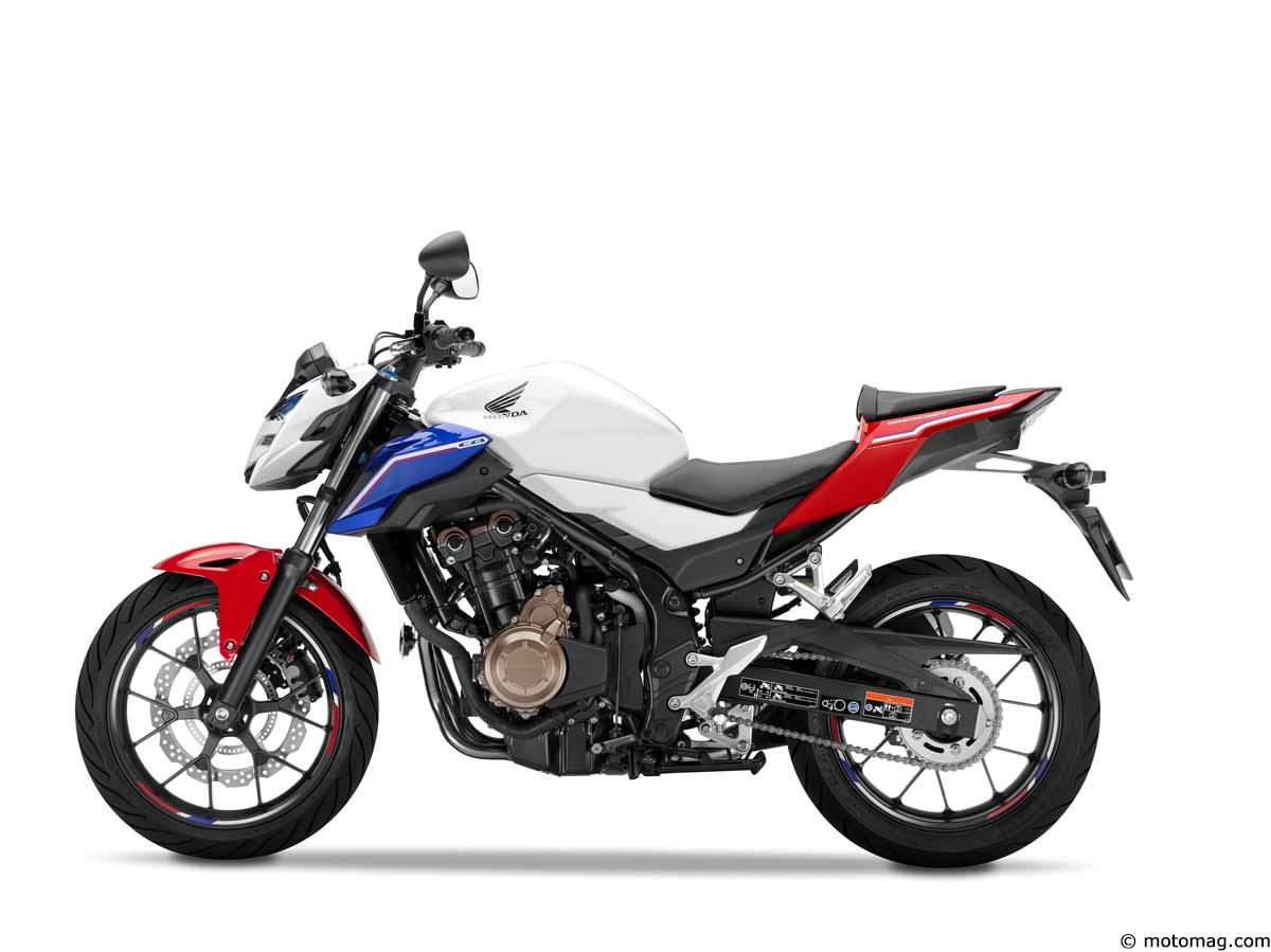Nouveautés moto 2016 : Honda CB 500 X et CB 500 F - Moto ...