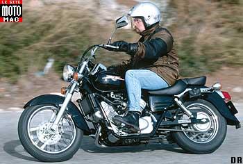 Honda 125 Shadow Moto Magazine Leader De L Actualite De
