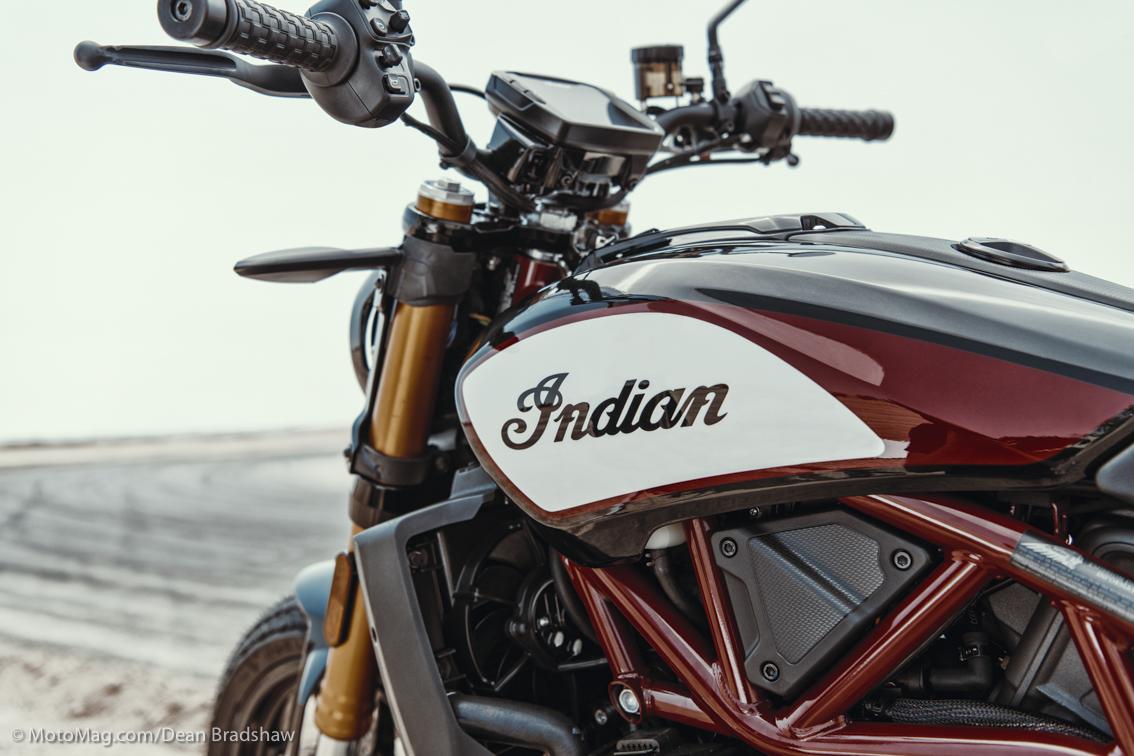 Nouveautés moto 2019 : les Indian FTR 1200 et 1200 S ...