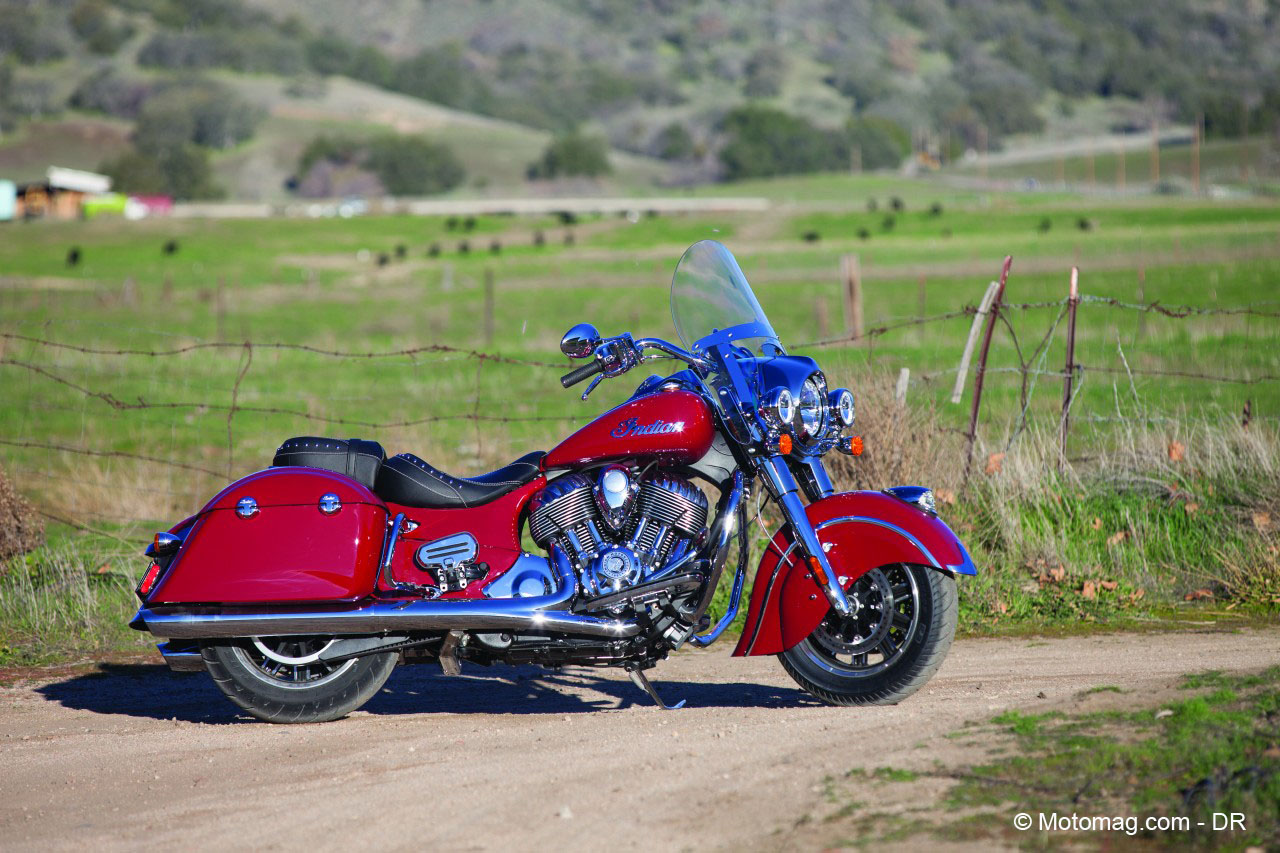 Indian Springfield : version GT…