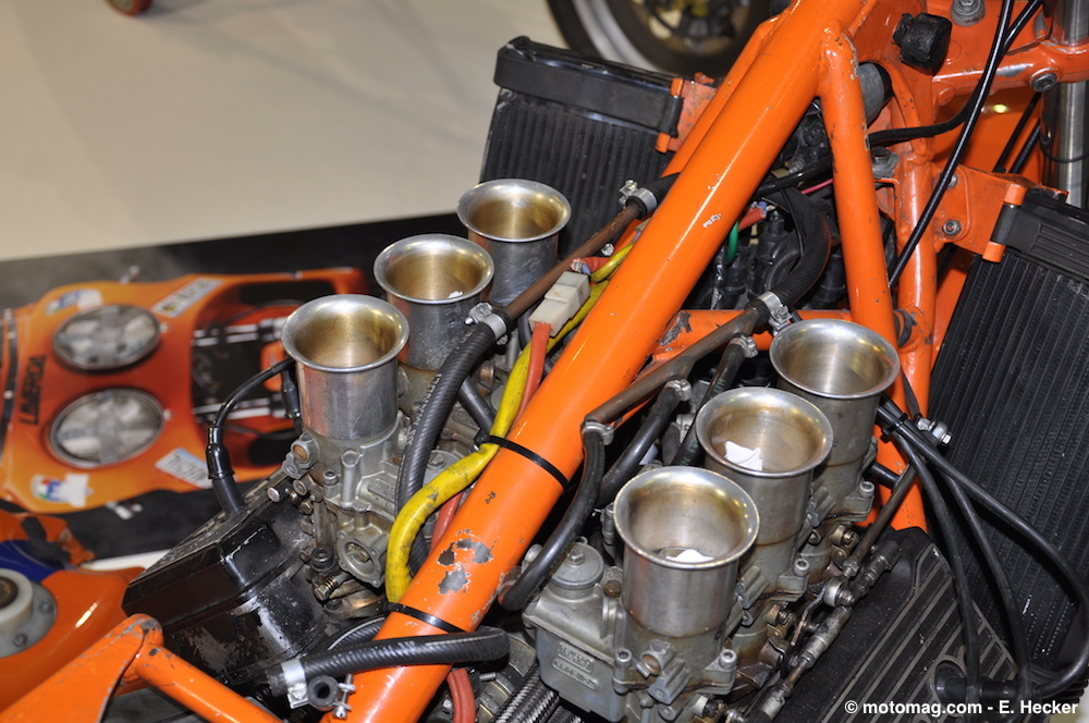 International Motor Show : V6 Laverda