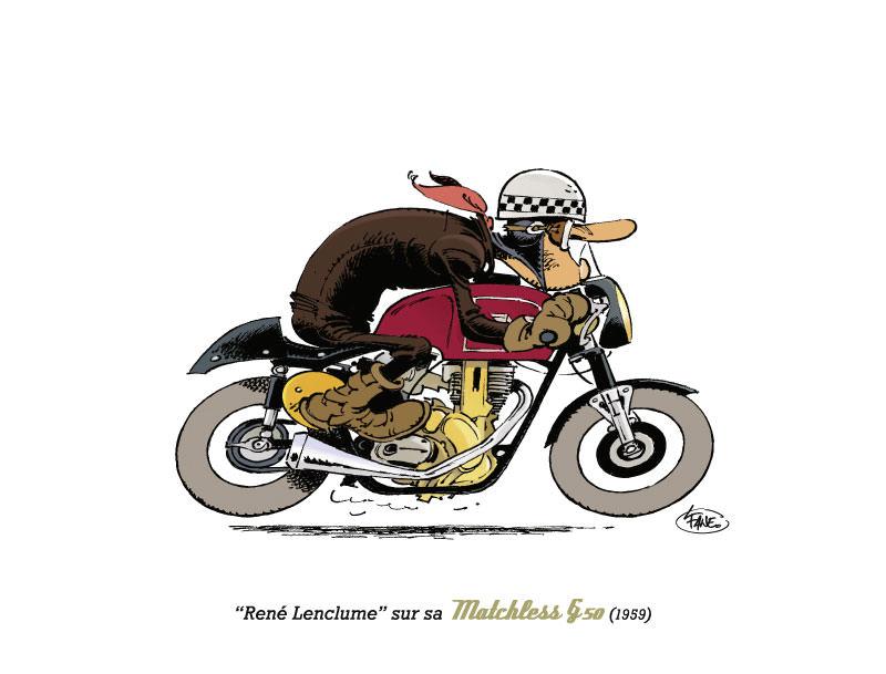 recueil bd joe bar team les sportives cultes 1955 1985 moto magazine leader de l actualit. Black Bedroom Furniture Sets. Home Design Ideas