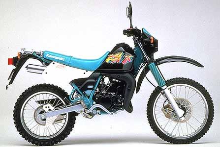 kawasaki 125 kmx moto magazine leader de l actualit de la moto et du motard. Black Bedroom Furniture Sets. Home Design Ideas