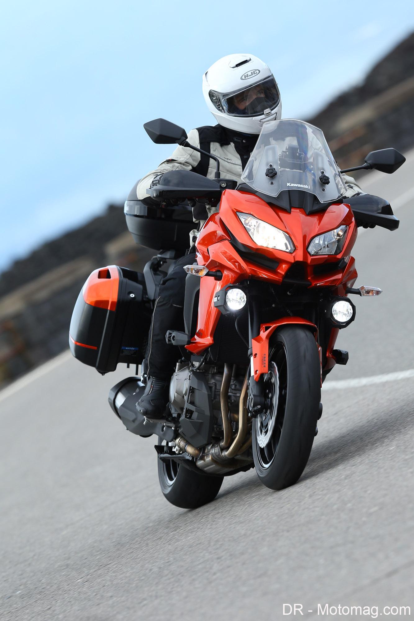 Kawasaki Versys 1000 2015 : Un Nouveau Départ