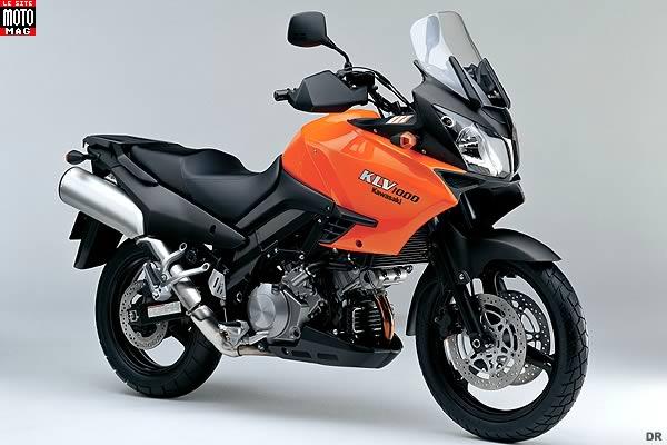 moto kawasaki trail 1000