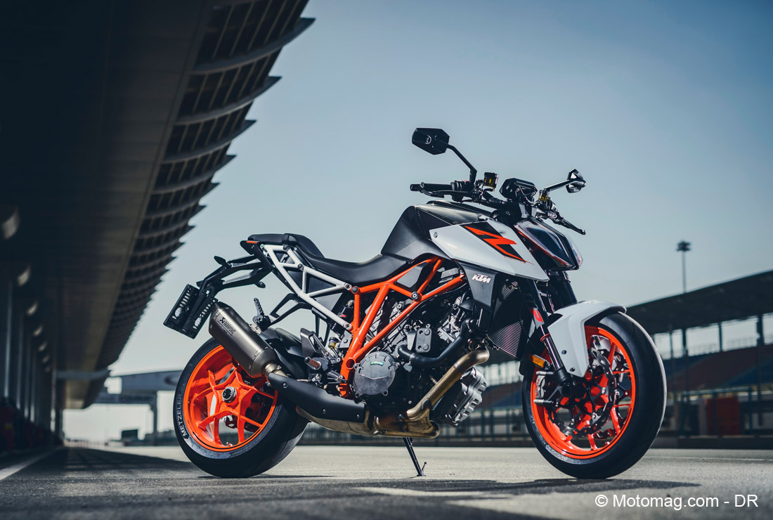 KTM 1290 Super Duke R : la « Bête 2.0 »
