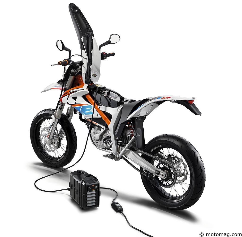 motocross electrique ktm
