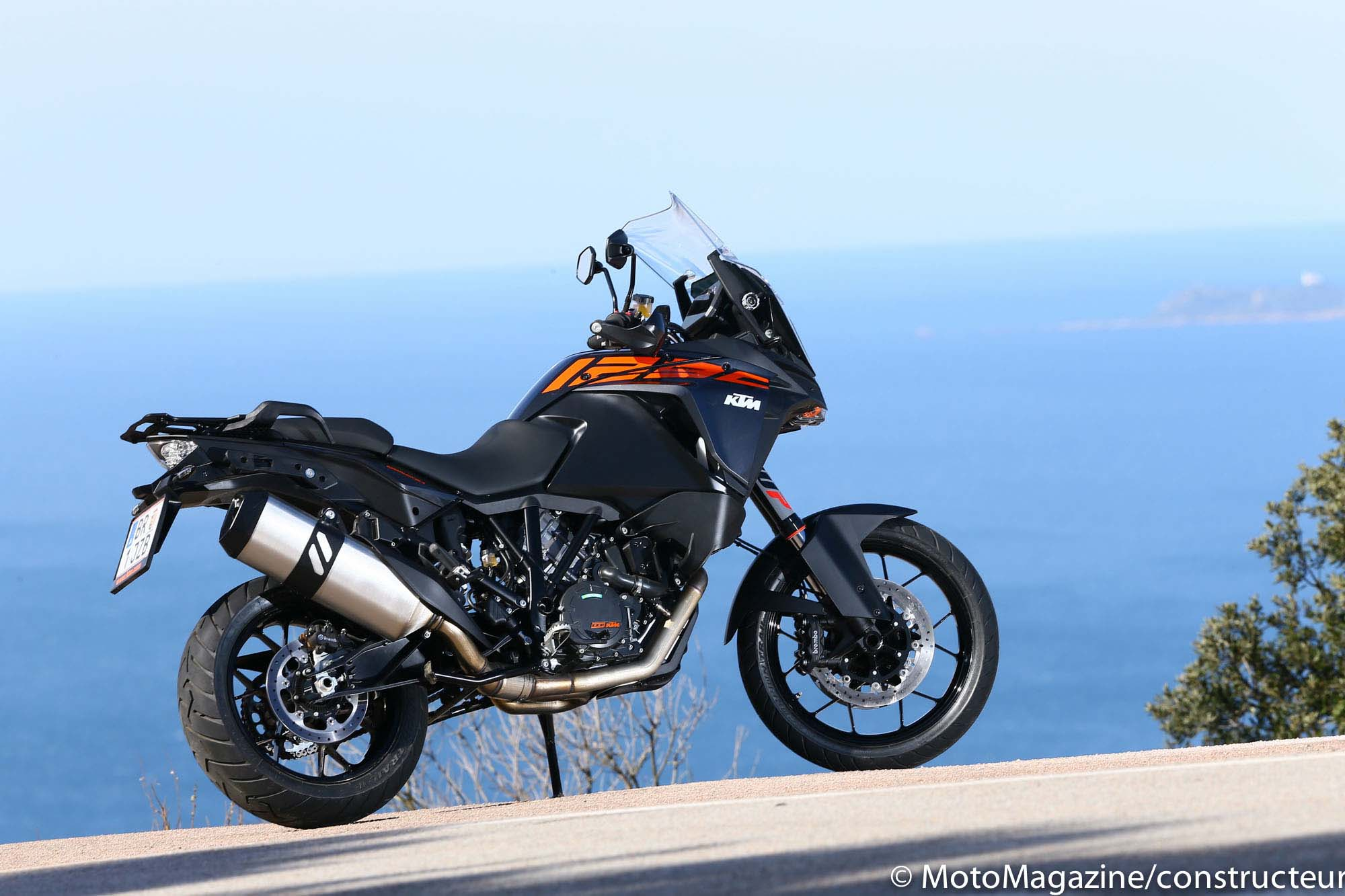 KTM Super Adventure 1290 S : la mante religieuse