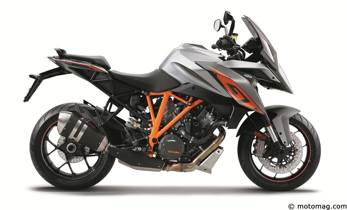 nouveaut moto 2016 ktm 1290 super duke gt r moto magazine leader de l actualit de la. Black Bedroom Furniture Sets. Home Design Ideas