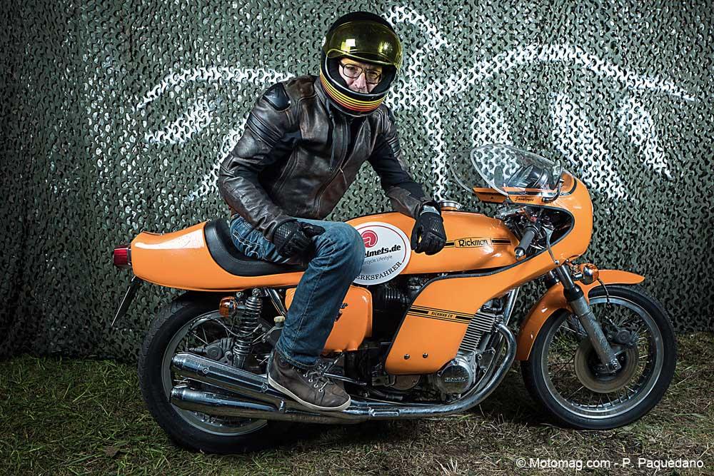Un contrat d'assurance spécifique pour les motos préparées