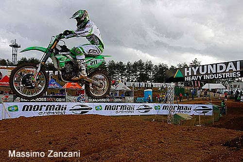 GP MX1 du Japon : encore